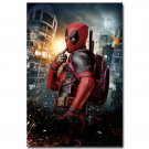 Deadpool Superhero Movie Poster 32x24