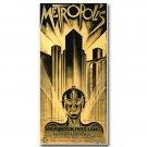 Metropolis German Vintage Film Movie Poster 32x24