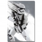 Stormtrooper Star Wars 7 Force Awakens Movie Art Poster 32x24