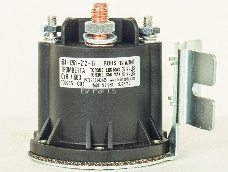 Trombetta 684 2461 212 DC 12V Pump Contactor Lift Contactor For GolfCart Pallet Truck