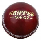 New Red Skipper 156 GM Conforming to MCC Regulation leather cricket balls pack of 6 for 25 overs