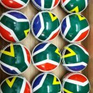 New Flag Balls of South Africa 156 GM MCC Regulations leather cricket balls pack of 12