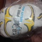 KB PRO SUPERIOR SOFT LEATHER BEACH VOLLEY BALL OFFICIAL SIZE AND WEIGHT WHITE COLOURE