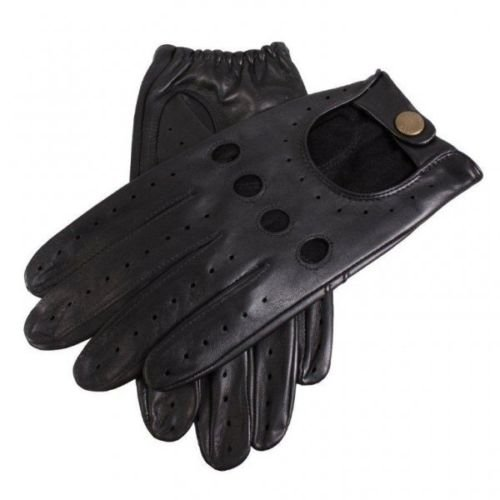 REAL LAMBSKIN LEATHER DRIVING FASHION DRESS GLOVES SOFT & TOP QUALITY Size M