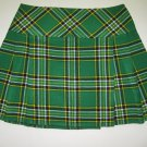 Ladies Billie Irish Heritage Kilt/skirt Size 28