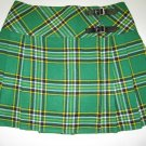 Ladies Billie Irish Heritage Kilt/skirt Size 30