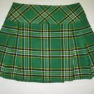 Ladies Billie Irish Heritage Kilt/skirt Size 32