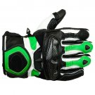 Motorcycle Leather Gloves.biker Sports Leather gloves Size XS