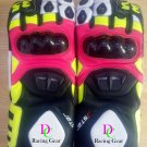 DC J Star 35 Motorcycle Leather Gloves.biker Sports Leather gloves Size XS