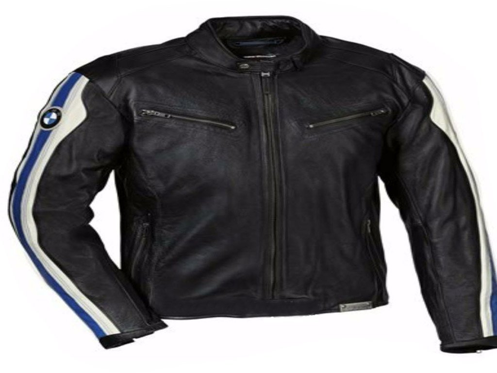 New Mens BMW Motorcycle Racing Biker 100% Cowhide Leather Jacket Size S