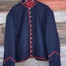 Scottish Highlander Men Vintage Style Piper Drummer Dress To Impress Pipe Band Jacket Size XL