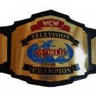 WCW WORLD TELEVISION WRESTLING CHAMPIONSHIP BELT ADULT SIZE