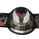 THE HITMAN BRET HART WRESTLING CHAMPIONSHIP BELT ADULT SIZE