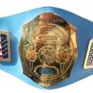 NWA UNITED STATES JUNIOR HEAVYWEIGHT WRESTLING CHAMPIONSHIP BELT ADULT SIZE