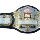 S WORLD GP STRIKE FORCE GRAND PRIX HEAVYWEIGHT TOURNAMENT WRESTLING CHAMPIONSHIP BELT ADULT SIZE