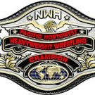 NWA PACIFIC NORTHWEST HEAVYWEIGHT WRESTLING CHAMPIONSHIP BELT ADULT SIZE