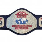 WCW WORLD LIGHT HEAVYWEIGHT WRESTLING CHAMPIONSHIP BELT ADULT SIZE