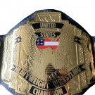 WCW UNITED STATES HEAVYWEIGHT WRESTLING CUSTOMIZE CHAMPIONSHIP BELT ADULT SIZE
