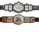 UNDERTAKER 30 YEARS SIGNATURE SERIES AND IWGP UNITED STATES WRESTLING CHAMPIONSHIP 2 BELT DEAL