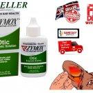 Zymox Otic Enzymatic Solution Hydrocotisone free Dogs/Cats Ear Treatment Otitis 1.25oz UK SELLER
