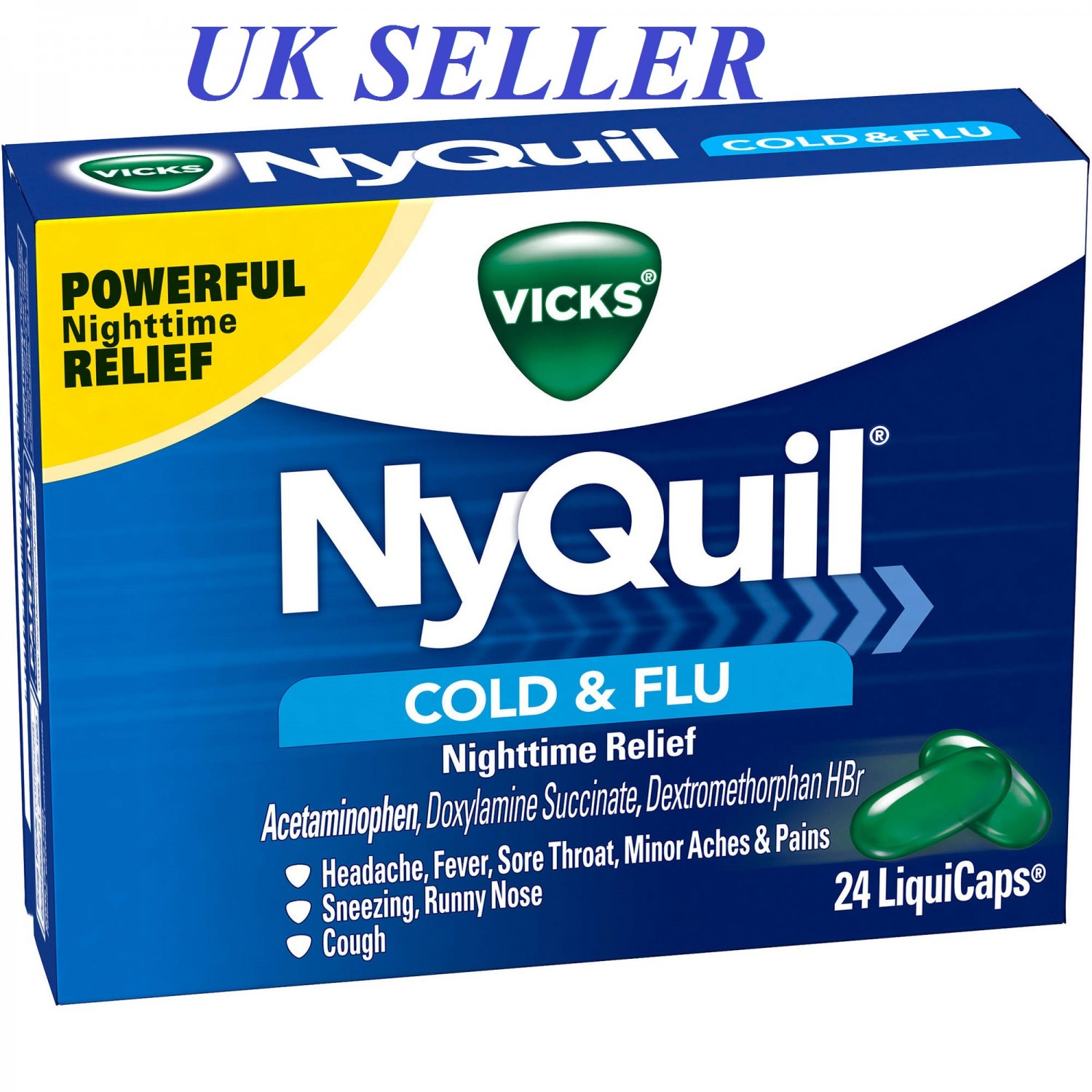 nyquil: medication and treatment essay Nyquil is a popular over the counter cold and flu medication but what is in it and  is it right for you learn more about this common medication.