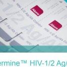 Alere Determine Ag Ab Combo HIV Test 1/2 ( 100 Test/Kit ) FDA approved