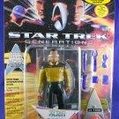 "Star Trek Generations 1994 – Lieutenant Commander LaForge ""1701-D"" - MINMP"