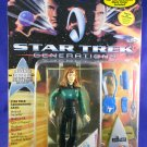 "Star Trek Generations 1994 – Doctor Beverly Crusher ""1701-D"" - Playmates - MINMP"