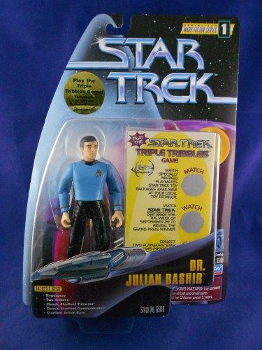 Star Trek � Voyager - 1996 - Warp Factor Series- Dr Bashir - Playmates - MIMP