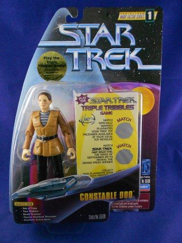 Star Trek � Deep Space Nine � 1996 - Warp Factor Series- Odo - Playmates - MIMP