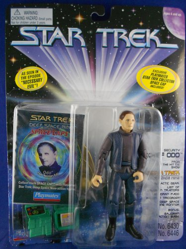 Star Trek � DS9 1995 � Episodes Series � Odo �Security Chief� - Playmates - MIMP