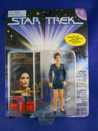 Star Trek � DS9 1995 � Episodes Series � Vash �Archaeologist�- Playmates � MIMP