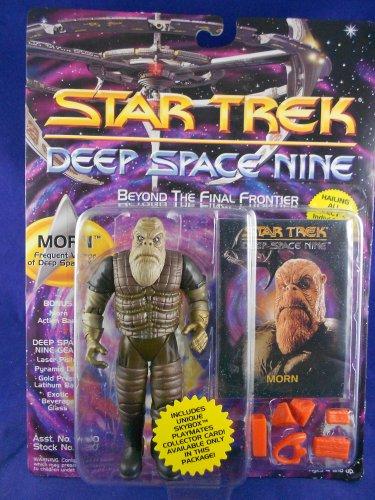 Star Trek Deep Space Nine Card 1993 � Morn �Frequent Visitor� - Playmates MINMP