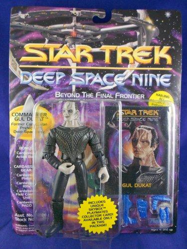 Star Trek Deep Space Nine Card 1993 � Commander Gul Dukat - Playmates � MINMP