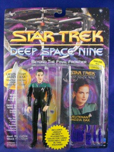 Star Trek Deep Space Nine Card 1993 � Lieutenant Jadzia Dax - Playmates - MIMP