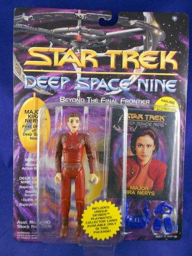 Star Trek Deep Space Nine Card 1993 � Major Kira Neyrs - Playmates - MINMP