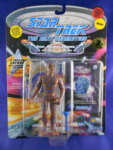 Star Trek STNG 7th Season - 1994 � LaForge as �Tarchannen� - Playmates � MIMP