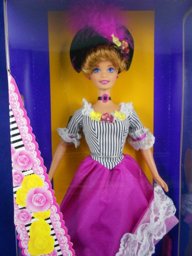 Barbie DOTW 1996 French Barbie �Dolls of the World� � MIMP � Mattel