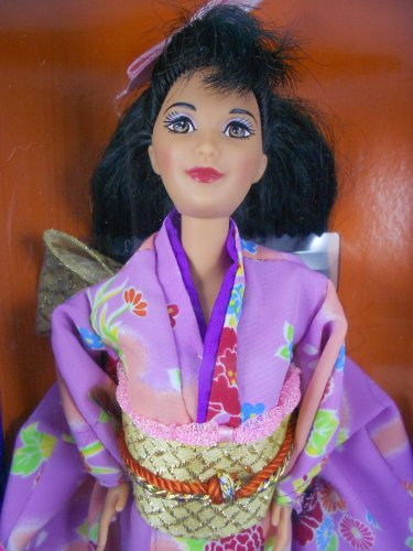Barbie DOTW 1995 Japanese Barbie �Dolls of the World� � MIMP � Mattel