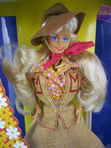 Barbie DOTW 1992 Australian Barbie �Dolls of the World� � MIMP � Mattel