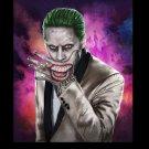 Suicide Squad Joker  Edible Cake topper decoration