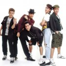 New Kids On The Block 90's Edible image Cake topper decoration
