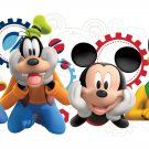Mickey Mouse Clubhouse w/ Friends Edible image Cake topper decoration