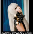Lady Gaga  Edible image Cake topper decoration