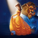 Disney Beauty and the Beast  Edible image Cake topper decoration