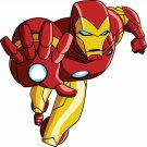 Iron Man Edible image Cake topper decoration