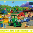 Bob the Builder Party Edible image Cake topper