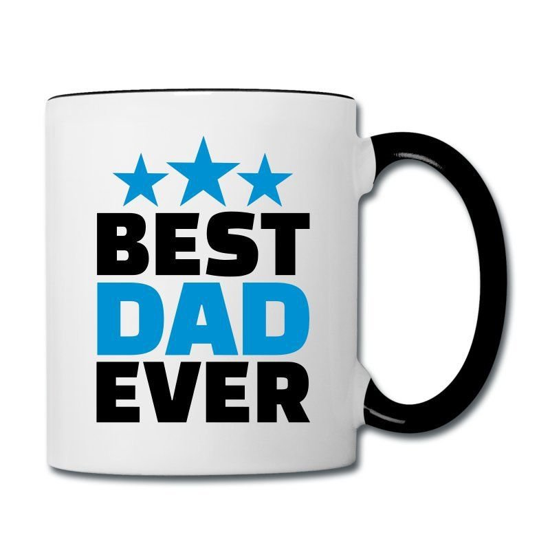 Father's Day  Edible image Cake topper decoration