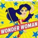 DC Super Hero Girls Wonder Woman  Edible Cake topper decoration
