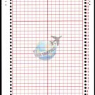 18 Stitch Pattern Blank Punch Card For Singer Knitting Machine MK70  HK160
